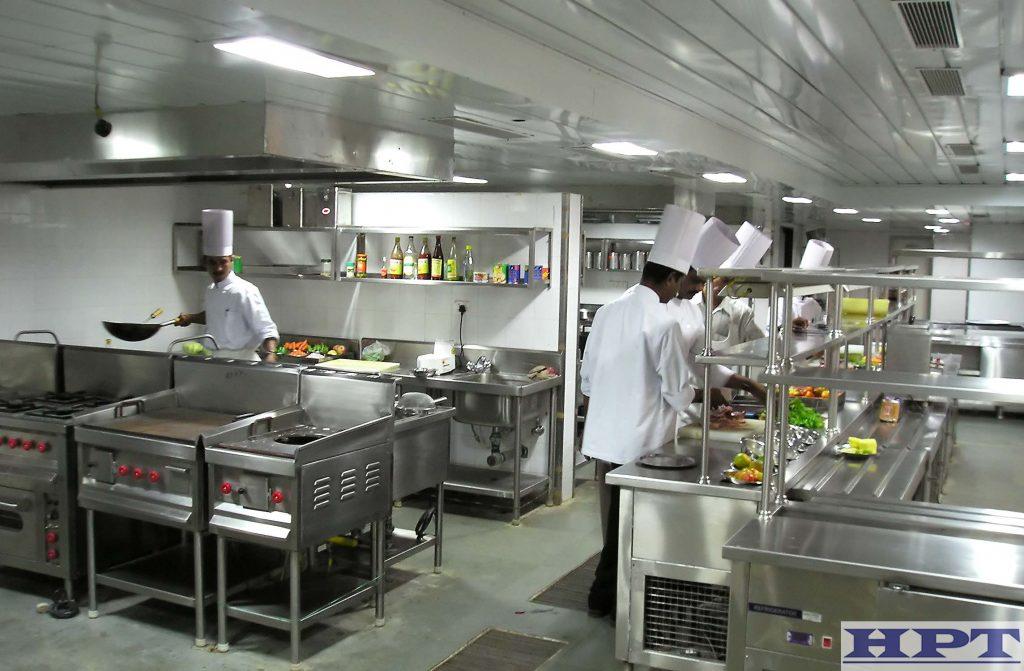 HPT có kinh nghiệm sửa chữa và thay thế linh kiện thiết bị bếp lâu năm với nhiều đối tác lớn